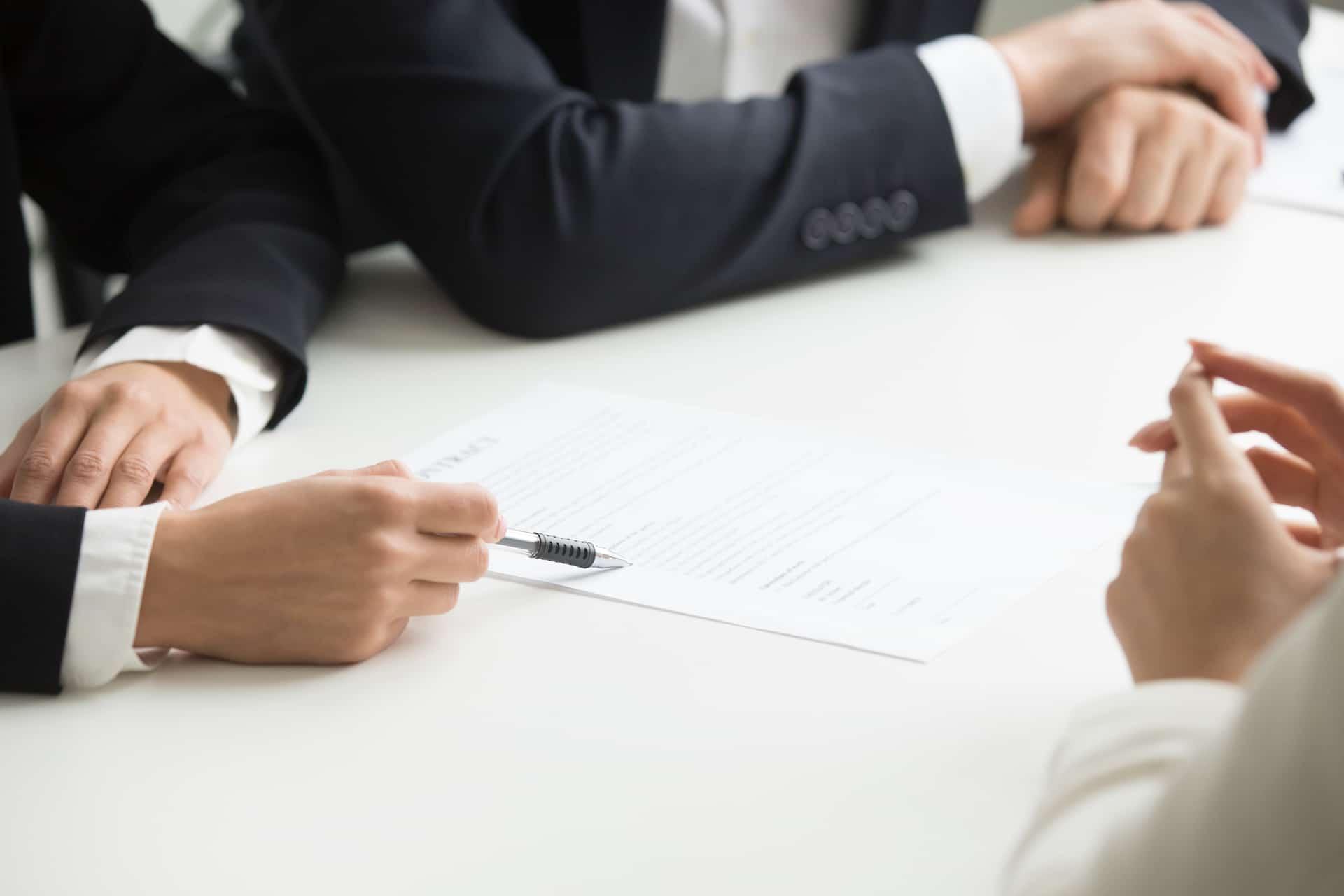 עורך דין בענייני עבודה